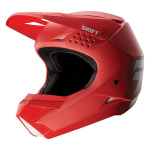 Casque Cross Shift Youth Whit3 - Red 2019