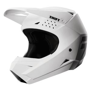 Casque Cross Shift Youth Whit3 - White 2019