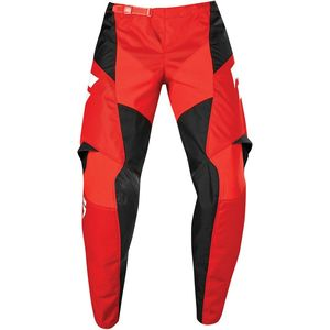 Pantalon cross YOUTH WHIT3 YORK - RED  Rouge