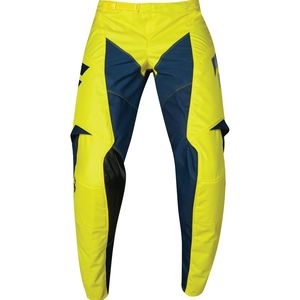 Pantalon cross YOUTH WHIT3 YORK - YELLOW NAVY  Jaune/bleu