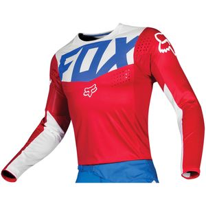Maillot Cross Fox 360 - Kila - Blue Red 2019