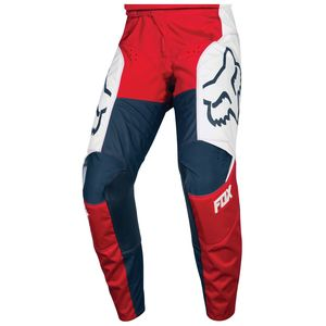 Pantalon cross 180 - PRZM - NAVY RED 2019 Bleu/Rouge