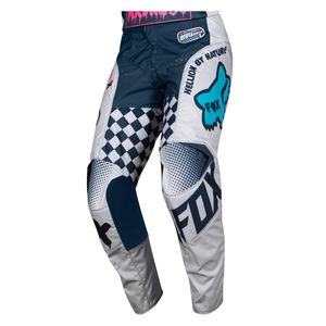 Pantalon Cross Fox Youth 180 - Czar - Light Grey 2019