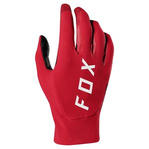 Gants Cross Fox Flexair - Flame Red 2019