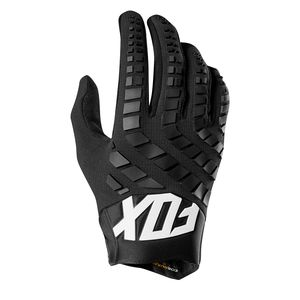 Gants Cross Fox 360 - Black 2019