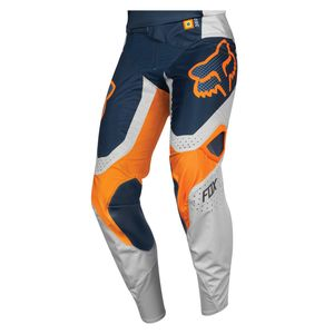 Pantalon cross YOUTH 360 - MURC - LIGHT GREY  Gris/orange