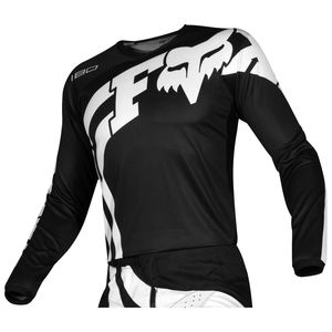 Maillot Cross Fox Youth 180 - Cota - Black 2019