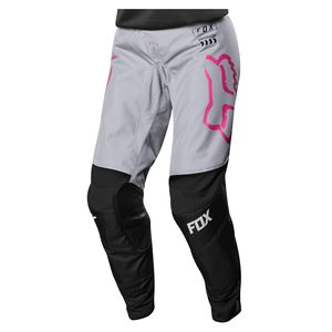Pantalon cross YOUTH 180 - MATA - BLACK PINK  Noir/Rose