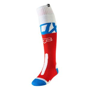 Chaussettes COOLMAX THICK - KILA - BLUE RED  Bleu/Rouge