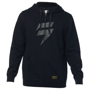 Sweat CORP ZIP  Noir