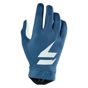 Gants Cross Shift 3lack Air - Blue/white 2019