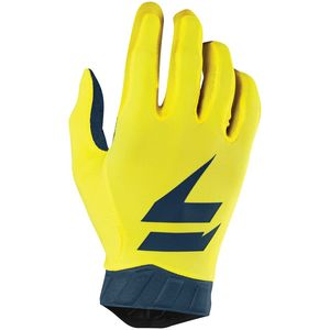 Gants cross 3LACK AIR - YELLOW NAVY 2019 Jaune