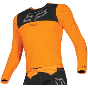 Maillot Cross Fox Flexair - Royl - Orange Flame 2019