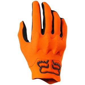 Gants Cross Fox Bomber Light - Black Orange 2019