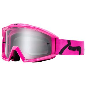 Masque Cross Fox Youth Main - Race - Pink 2019