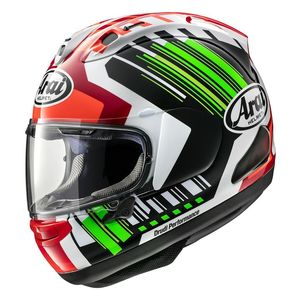 Casque RX7-V REA GREEN  Green