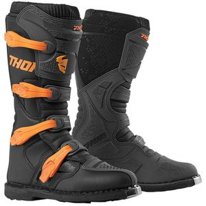 Bottes Cross Thor Blitz Xp Charcoal Orange 2019