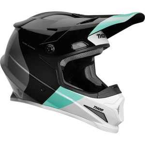 Casque Cross Thor Sector Bomber Mips Black Mint 2019