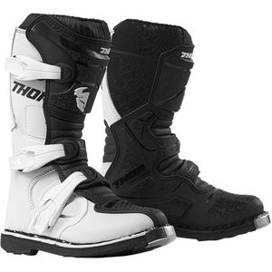Bottes Cross Thor Blitz Xp White/black Enfant 2019