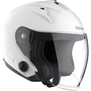 Casque ECONO Bluetooth  Blanc brillant