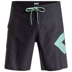Short LANAI 18  Black/Green
