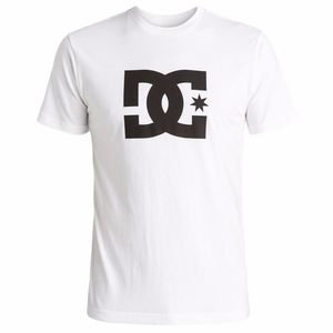 T-Shirt manches courtes STAR  White