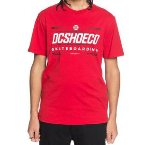 T-Shirt manches courtes FOUR BASE SS  Red