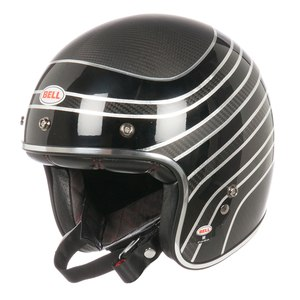Casque CUSTOM 500 CARBON - TALLADEGA  Noir