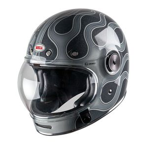 Casque BULLITT - CHEMICAL CANDY GREY  Gris/Noir