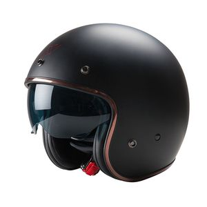 Casque ELEMENT  Black mat