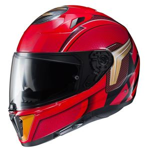Casque I70 - THE FLASH  Rouge