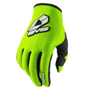 Gants cross SPORT HI-VIZ YELLOW 2019 Jaune fluo