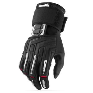 Gants cross WRISTER BLACK 2017 Noir