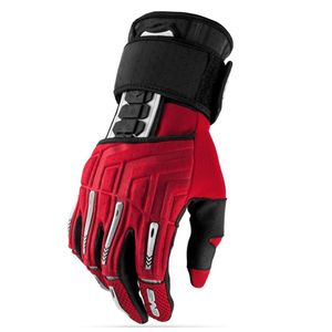 Gants cross WRISTER RED 2017 Rouge