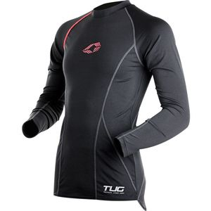 Maillot Technique long Sleeve  Noir