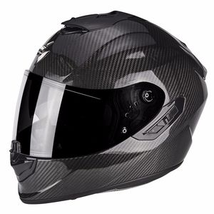 Casque Scorpion Exo Exo-1400 Carbon Air Solid