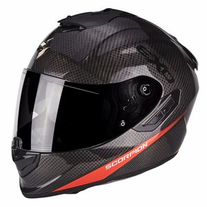 Casque Scorpion Exo Exo-1400 Carbon Air Pure
