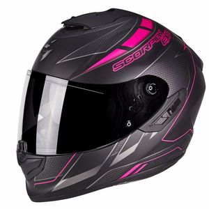 Casque Scorpion Exo Exo-1400 Air Cup Matt Pink
