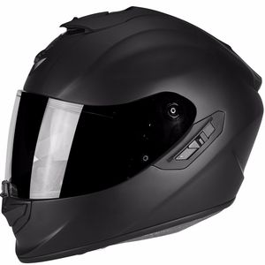 Casque Scorpion Exo Exo-1400 Air Solid Matt Black