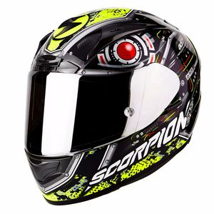 Casque Scorpion Exo Exo-2000 Evo Air - Lacaze Replica