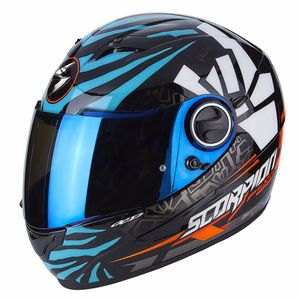 Casque Scorpion Exo Exo-490 - Rok Bagoros Replica
