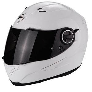 Casque EXO-490 - SOLID  Blanc