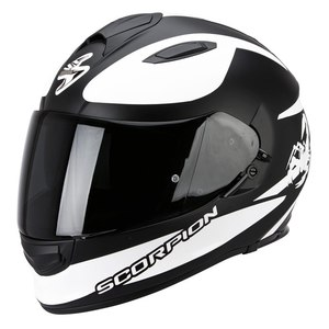 Casque Scorpion Exo Exo-510 Air - Sublim Noir/blanc