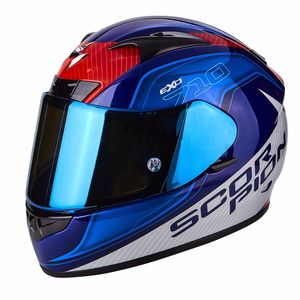 Casque Scorpion Exo Exo-710 Air - Mugello