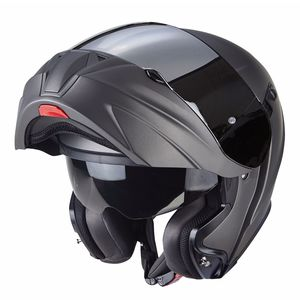 Casque EXO-920 - SOLID MAT  Anthracite Mat