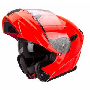 Casque EXO-920 - SOLID FLUO  Orange