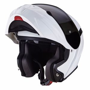 Casque EXO-920 - SOLID  Blanc
