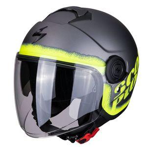 /157/ Scorpion 84/ /282/ /04/adx-1/Horizon Black-Neon Yellow Mate M