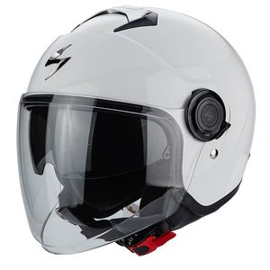 Casque EXO CITY - SOLID  Blanc