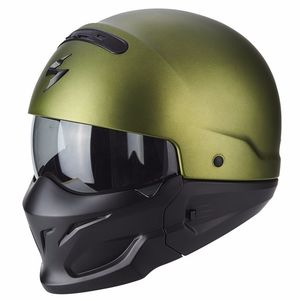 Casque EXO-COMBAT - SOLID  Matt Green